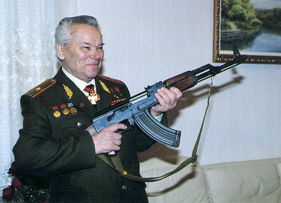 کلاشینکف